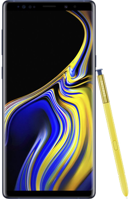 Compare retail prices of Samsung Galaxy Note9 (512GB Blue) to get the best deal online