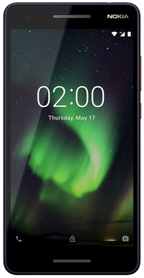 Compare retail prices of Nokia 2.1 (8GB Blue) to get the best deal online