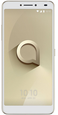 Cheapest price of Alcatel 3V (16GB Gold) in new is Unavailable