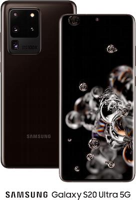 Galaxy S20 Ultra 5G 128GB Black