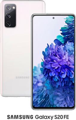 Galaxy S20 FE 4G 128GB Cloud Whi