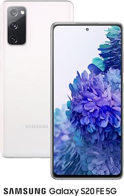 Galaxy S20 FE 5G 128GB Cloud Whi