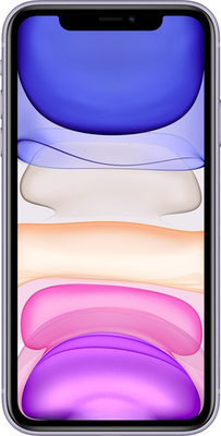 Apple iPhone 11 64GB Purple at £0 on Pay Monthly 15GB (24 Month contract) with Unlimited mins & texts; 15GB of 4G data. £45 a month.
