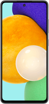 Samsung Galaxy A52 5G 128GB Black at £19.99 on Pay Monthly 5GB (24 Month contract) with Unlimited mins & texts; 5GB of 4G data. £21.99 a month. Includes: Samsung Galaxy Earbuds+ (White).
