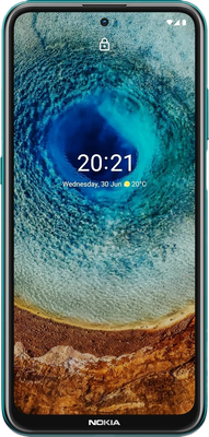 Green Nokia X 10 5G 128GB - Unlimited Data, No Upfront
