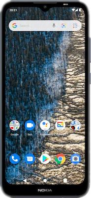 Blue Nokia C20 16GB - Unlimited Data, No Upfront