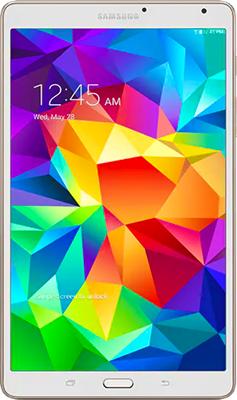 Samsung Galaxy Tab S 8.4 16GB White for 399 SIM Free