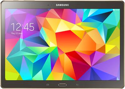 Samsung Galaxy Tab S 10.5 16GB Bronze for 479 SIM Free