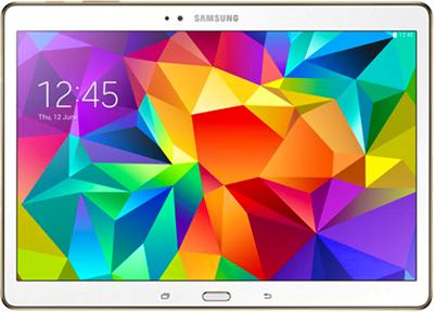 Samsung Galaxy Tab S 10.5 16GB White for 479 SIM Free