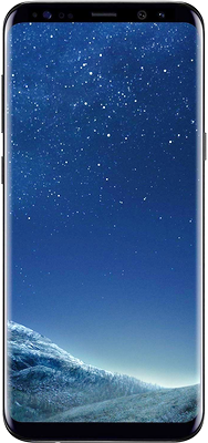 Galaxy S8 Plus 64GB Midnight Bla