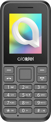 Alcatel 1066 Black At £0 On Red 24 Month Contract With Unlimited Mins Texts 25gb Of 5g Data £35 A Month Consumer Upgrade Price