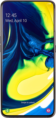 Galaxy A80 128GB Phantom Black
