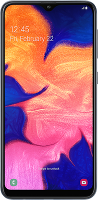 Galaxy A10 Dual SIM 32GB Black