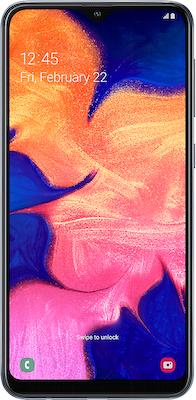 Galaxy A10 Dual SIM 32GB Black