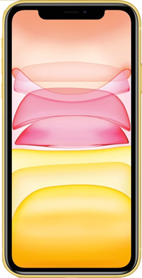 Apple iPhone 11 128GB Yellow at £29.99 on Pay Monthly 20GB (24 Month contract) with Unlimited mins & texts; 20GB of 4G data. £33.99 a month.