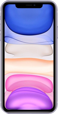 Apple iPhone 11 128GB Purple at £29.99 on Pay Monthly 20GB (24 Month contract) with Unlimited mins & texts; 20GB of 4G data. £33.99 a month.