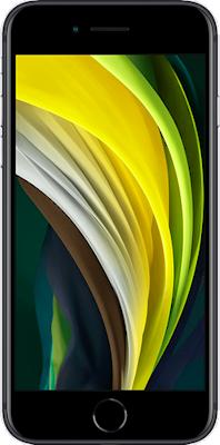 iPhone SE (2020) 128GB Black