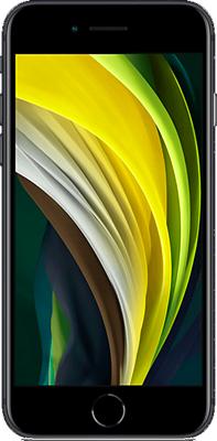 Image of Apple iPhone SE (2020) 256GB Black for £549 SIM Free