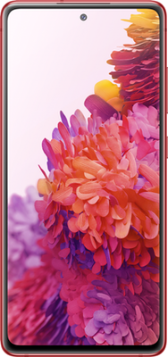 Galaxy S20 FE 5G 128GB Red