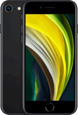 iPhone SE (2020) 64GB Black