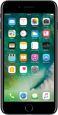 Apple Iphone 7 Plus 128gb Jet Black Refurbished Grade A At £6999 On Red 24 Month Contract With Unlimited Mins Texts 6gb Of 5g Data £21 A Month