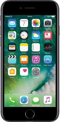Apple Iphone 7 128gb Black Refurbished Grade A For £375 Sim Free