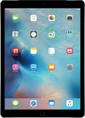 "Apple iPad 9.7"" (2017) (32GB Space Grey) at £403.99 on O2 Refresh Mobile Broadband (24 Month(s) contract) with 100 texts; 3000MB of 4G data. £12.00 a month."