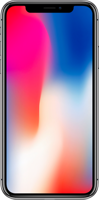 Apple iPhone X (256GB Space Grey) at £1089.00 on SIM Only 1GB (1 Month contract) with 1500 mins; UNLIMITED texts; 1000MB of 4G data. £8.00 a month.