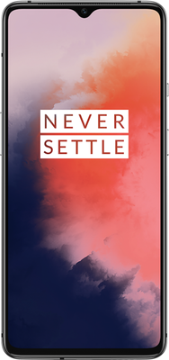 Silver OnePlus 7T Dual SIM 128GB - Unlimited Data, £29.00 Upfront50% off for 6 months