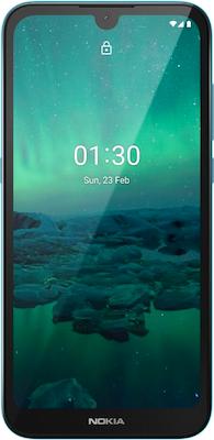 Blue Nokia 1.3 Dual SIM 16GB - Unlimited Data, No Upfront