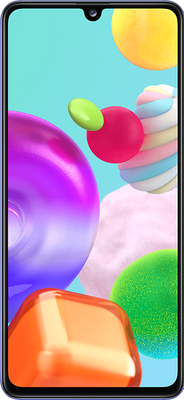 Samsung Galaxy A41 64GB Blue at £0 on Pay Monthly 5GB (24 Month contract) with Unlimited mins & texts; 5GB of 4G data. £19.99 a month.