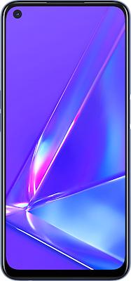 Oppo A72 Dual SIM 128GB Black