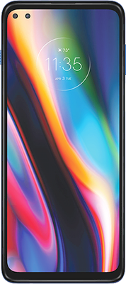 Moto G 5g Plus 64gb Blue At £999 On Red 24 Month Contract With Unlimited Mins Texts 2gb Of 5g Data £19 A Month