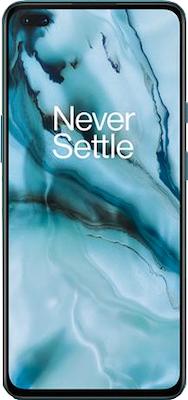 Blue OnePlus Nord Dual SIM 128GB - 100GB Data, £29.00 Upfront