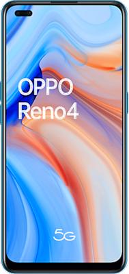 Reno4 5G 128GB Blue