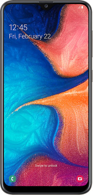 Galaxy A20e 32GB Black